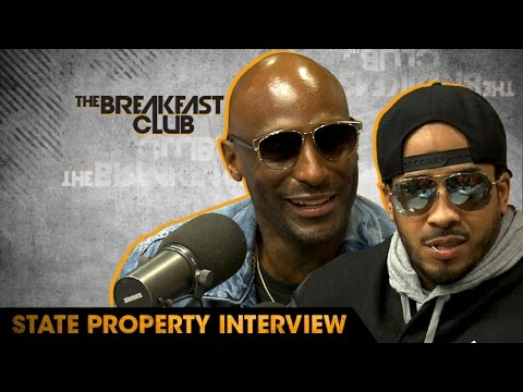 Former State Property Members Discuss Why The Group Broke Up And Beanie Sigel's Lack Of Hustle On The Breakfast Club