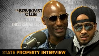 Video Former State Property Members Discuss Why The Group Broke Up And Beanie Sigel's Lack Of Hustle MP3, 3GP, MP4, WEBM, AVI, FLV Oktober 2018