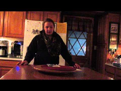 Informative Video, Being an STNA Speech