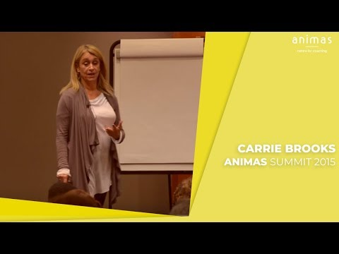 Carrie Brooks at the Animas Summit