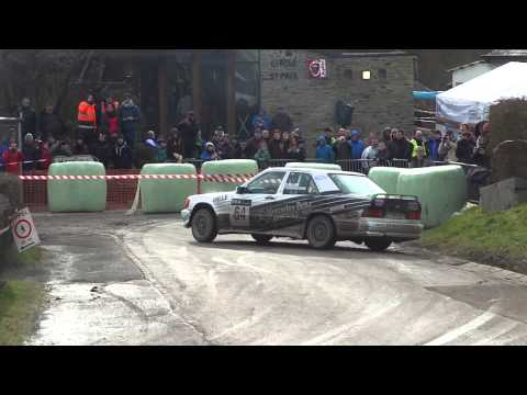 DIG–Fast Link — Benoit Galant (Turbo Magazine) Mercedes Benz 190E Drifting
