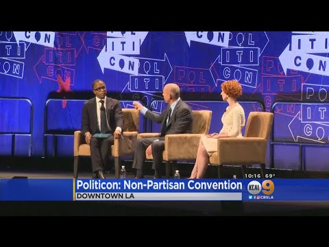 Politicon Has Liberals And Conservatives Talking Politics -- And Keeping Fights To A Minimum