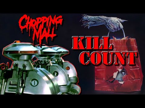 Chopping Mall (1986) - Kill Count