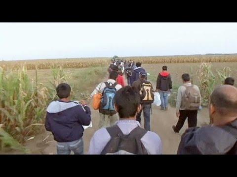 Κροατία: Έξι χιλιάδες μετανάστες έφτασαν στη χώρα σε μόλις 24 ώρες