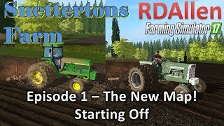 Welcome to Farming Simulator 17 on Snettertons Farm! Download Snettertons Farm:...