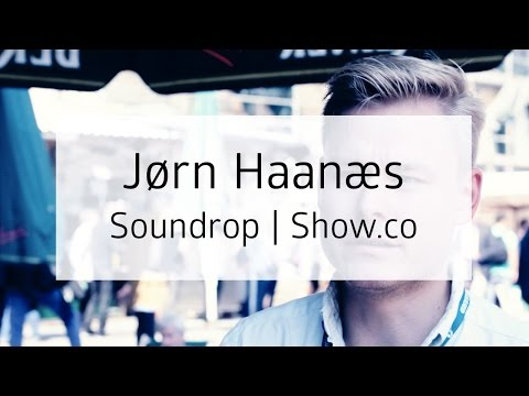 SAtN20: Show.co, A Platform For Your Music Marketing Campaigns (Jørn Haanæs)