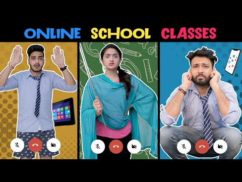 ONLINE SCHOOL CLASSES    Rachit Rojha    Baklol Video