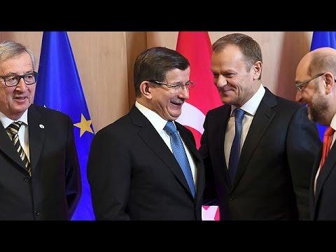 Βρυξέλλες: Κρίσιμη Σύνοδος Κορυφής για το προσφυγικό