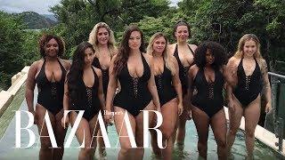 Video Inside Supermodel Ashley Graham's 30th Birthday | Harper's BAZAAR MP3, 3GP, MP4, WEBM, AVI, FLV November 2018
