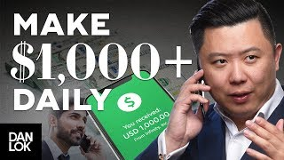 Video How To Make $1,000+ A Day! Just With Your Smartphone MP3, 3GP, MP4, WEBM, AVI, FLV Desember 2018