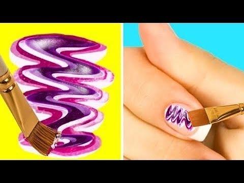 Diseños de uñas - 22 TRUCOS QUE NO SABÍAS QUE NECESITABAS