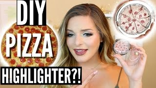 DIY PIZZA HIGHLIGHTER?! Does It Work?! Test It Out Tuesday | Casey Holmes by Casey Holmes