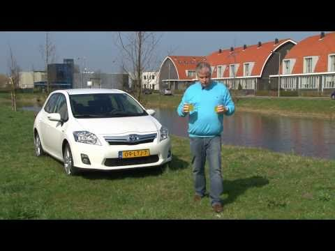 Review: Toyota Auris Full Hybrid (Consumentenbond)