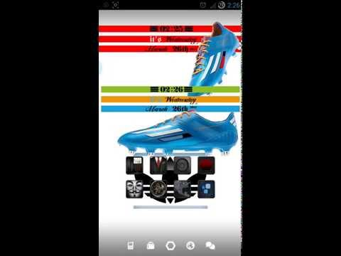 Video of Adidas UCCW Clock Skin - PRO