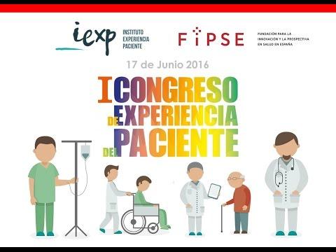FIPSE - I Congreso de Experiencia del Paciente