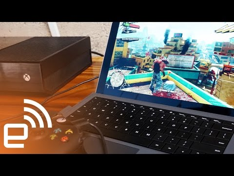 Xbox One game streaming on Windows 10   Engadget