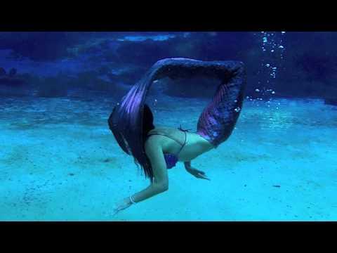 The Mertailor's Angel Fish, Mermaid Ashley видео