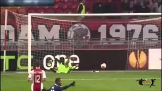 Jonathan Sorianos Traumtor gegen Ajax Amsterdam