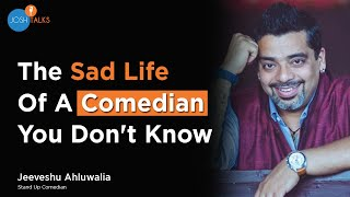 Bitter Life Lessons From An Artist Who Makes Everyone Laugh | Jeeveshu Ahluwalia
