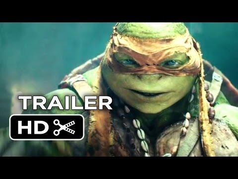 Teenage Mutant Ninja Turtles Official 'Knock Knock' Trailer (2014) – Megan Fox Movie HD