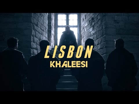 Watch Lisbon's new Game of Thrones-themed video for 'Khaleesi'