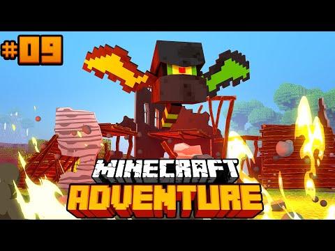 DR.AUGE RASTET AUS?! - Minecraft Adventure #09 [Deutsch/HD]