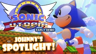 Johnny's SPOTLIGHT! - Sonic Utopia Video