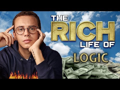 Logic | The Rich Life | Net Worth FORBES 2019 ( Cars, Mansion, Rolex & more )