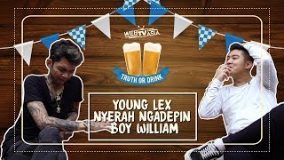 Video Young Lex Nyerah Ngadepin Boy William! | #TruthOrDrink Eps 9 MP3, 3GP, MP4, WEBM, AVI, FLV September 2018