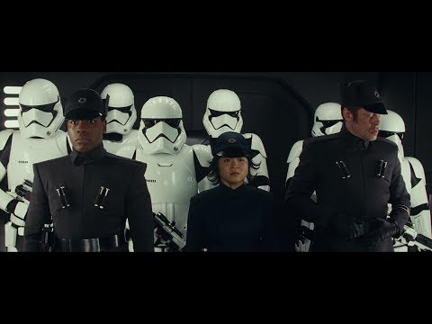 Star Wars - The Last Jedi - Deleted Funny Elevator Scene
