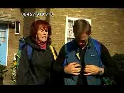 daniel craig - http://www.rednoseday.com/ PLEASE DONATE! Daniel Craig and Catherine Tate fall in love for Comic Relief 2007.