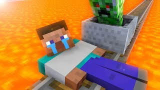 Video Monster School : Steve Trap - Minecraft Animation MP3, 3GP, MP4, WEBM, AVI, FLV Juli 2019