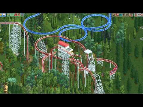 RCT2 Adry53 Official Park