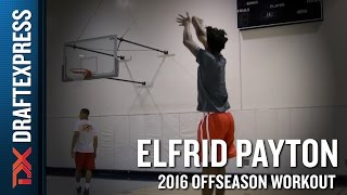 Elfrid Payton Workout Video from Los Angeles