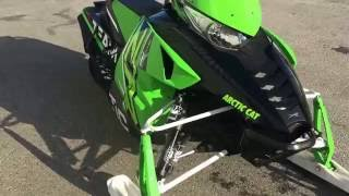8. 2016 Arctic Cat ZR9000 RR