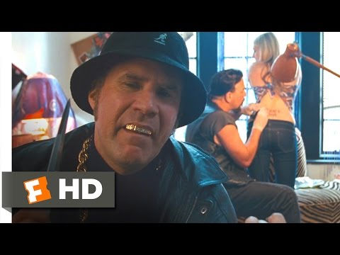The Other Guys (2010) - Gator the Pimp Scene (4/10)   Movieclips