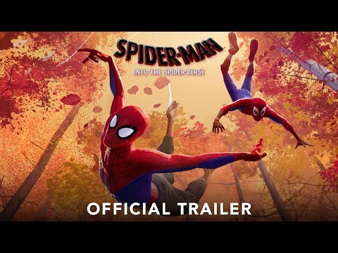 The First Trailer for SpiderMan Into the