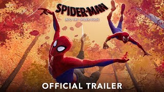 VIDEO: SPIDER-MAN: INTO THE SPIDER-VERSE – Off. Trailer