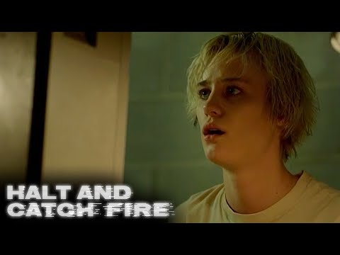 Cameron Loses The Data! | Halt and Catch Fire