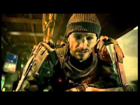 call of duty aw exo zombie mod trailer