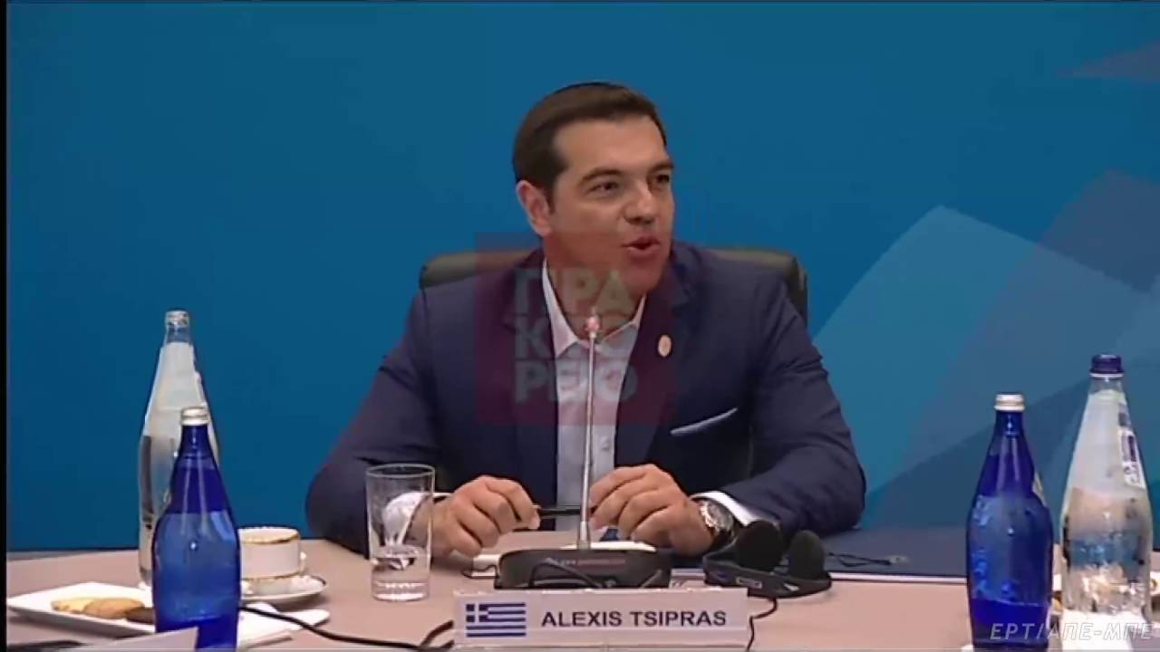 Αλ. Τσίπρας: Κοινή μας βούληση μια καλύτερη Ευρώπη