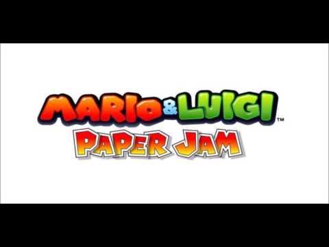 Mario & Luigi Paper Jam OST - Passing Time