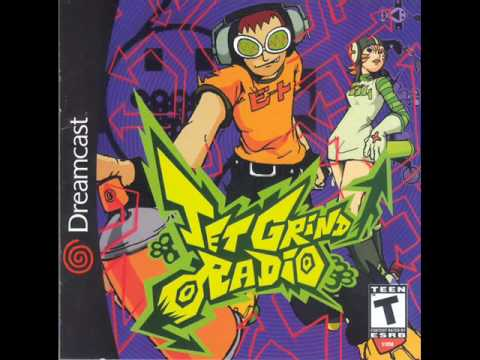Jet Grind Radio - Everybody Jump Around