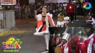 Estrela do Umbu - Campeã Mirim Carnaval 2015