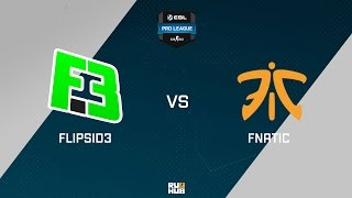 Flipsid3 vs fnatic, game 1