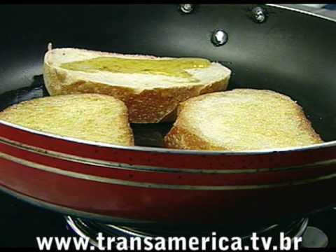 Tv Transamérica - Bruschetta Italiana - Parte1