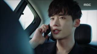 Video [W] ep.04 Lee Jong-suk fired Jung Yoo-jin! 20160728 MP3, 3GP, MP4, WEBM, AVI, FLV April 2018