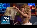 EXCLUSIVE: Lady Gaga Gives Andy Cohen ARTPOP Makeover | WWHL