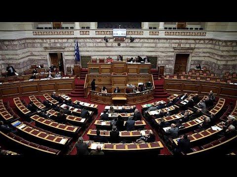 Βούτσης: Μέχρι τις 25/01 η ψήφιση της Συμφωνίας των Πρεσπών…