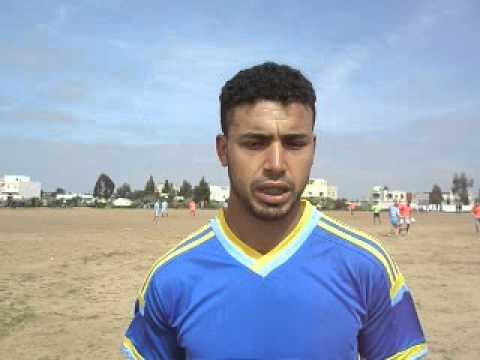 اللاعب إسماعيل الجهمي من دوار دكالة يشكر منظمي دور الساحل